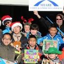 Santa Train Toy Drive