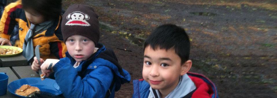 COHO Cub Camp 2014