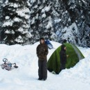 Scouts FVC Coho Area winter camp